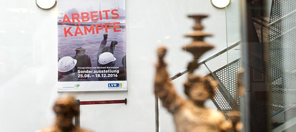 """""""Gelebte Solidarität"""" im Aufruhrgebiet"""