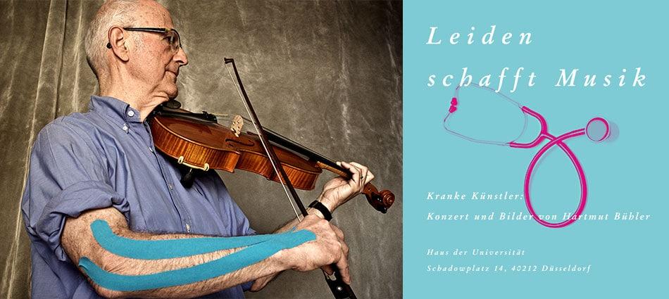 Leiden schafft Musik – schafft Musik Leiden?